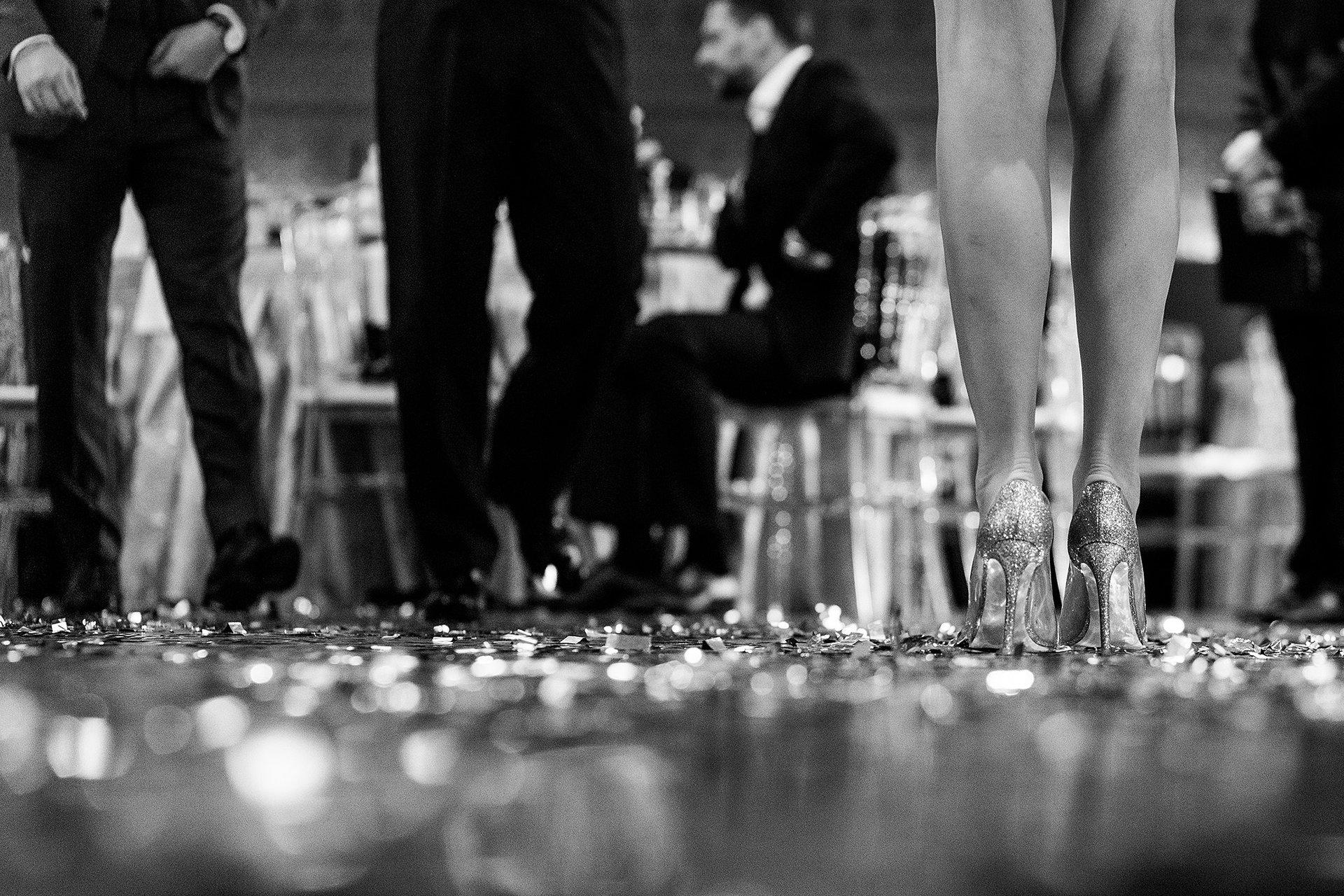 Imagen de fiesta en salones de boda el atardecer